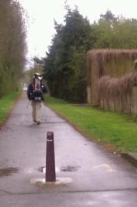 Theo op weg naar Namen